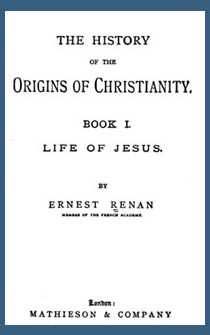 History of the Origins of Christianity